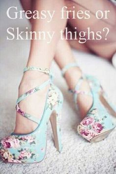 My answer: Skinny thighs!  Because I always get constantly blister skin between my thighs, very painful. So, the skinny gap thighs won't get blister ever again.