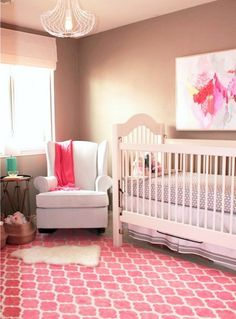 Paint: More than your nursery walls | #BabyCenterBlog #ProjectNursery