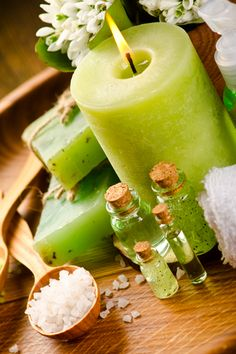 Home Made Spa Products