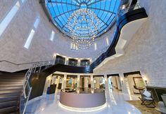 Jumeirah Port Soller Hotel & Spa - Entrance and fountain, Romantic Getaways