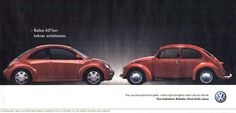 """""""Dad, tell me some more of the 60's."""" No matter how old you are, you still have a lot to learn from him. VW Father's Day ad"""