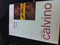love italo calvino - want to read everything by him!