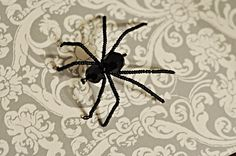 Beaded spider