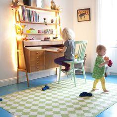 Alfombras de vinilo http://www.mamidecora.com/alfombras-vinilo.html