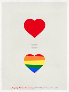 #Pride #LGBT #Gay #Lesbian #LoveIsLove #MarriageEquality
