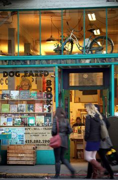 Book Shop San Francisco