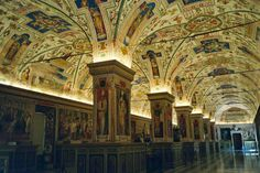 Vatican Archives (one of the top 10 places you can't go!)