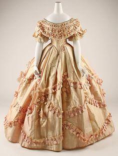 Dress 1860–61