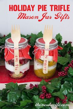 Holiday Pie Trifle M