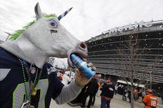 Crazy Unicorn Beer Fan