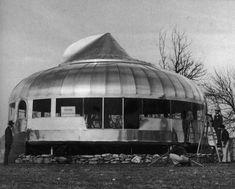Dymaxion House Buckminster Fuller