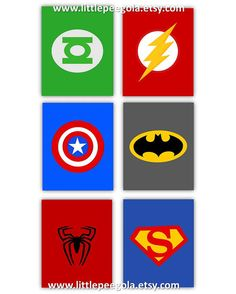 Hey, I found this really awesome Etsy listing at http://www.etsy.com/listing/175255011/super-hero-art-for-kids-set-of-six-8x10