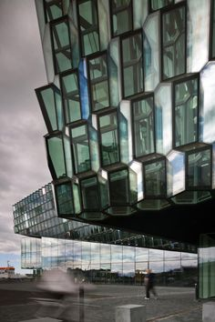 Reykjavik Concert Hall and Harpa Conference Centre sets new standards for architecture in Iceland. It was designed by Henning Larsen Architects in collaboration with Batteríið Architects