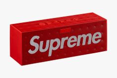 Supreme x Jawbone Big Jambox
