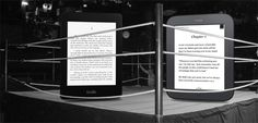 Kindle Paperwhite vs. Nook with GlowLight: Battle of the light-up e-readers