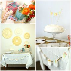 Gender Reveal Party by Hello Hue