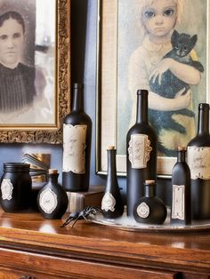 diy potion bottles for halloween