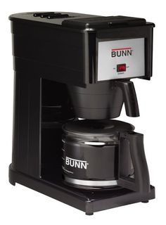 Black Friday 2014 BUNN GRB Velocity Brew 10-Cup Home Coffee Brewer, Black from Bunn Cyber Monday