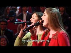 Nashville Homecoming-God is in the Shadows- The Collingsworth Family