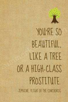 Best. compliment. ever ;p haha love FOTC