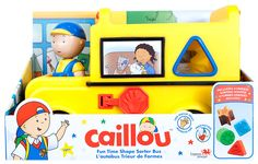 Caillou's Fun Time S