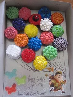 UP inspired ♥ cute party theme.