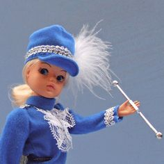 1979 Sindy Majorette Doll.  I was 9 years old, where was I?  Why didn't I have her?