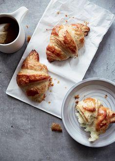 Croissants // The Tart Tart