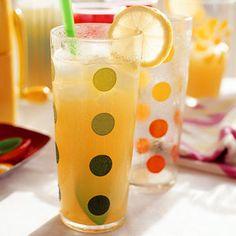 Pineapple-Rum Slush | MyRecipes.com