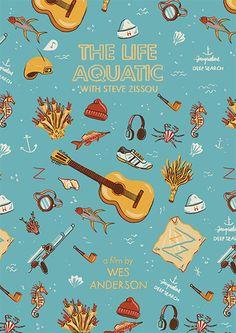 The Life Aquatic {Andres Lozano}