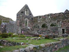 The Nunnery, Iona, Scotland