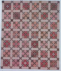 Box of Chocolates quilt, Quilters Newsletter Magazine, October 2000