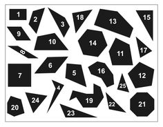 Sorting Polygons: Students identify and classify polygons according to various attributes. They then sort the polygons in Venn Diagrams, according to these attributes. Extensions to fundamental ideas about probability and statistics are also included.