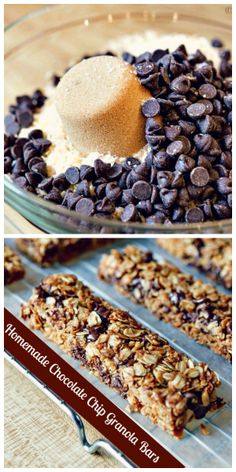 This #recipe is an adult-friendly and kid-friendly #granolabar, and doesn't have any corn syrup or #preservatives. The main #ingredients here are oats, whole wheat flour, unsweetened coconut, and #honey, and it yields a bar that still tastes like a treat but is certainly better than a lot of store bought varieties! Enjoy!