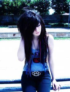 Imágenes de chica emo