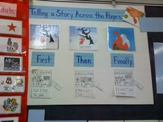 The Snowy Day... Great way to show the connections between reading and writing