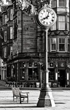 Morningside Clock, Edinburgh