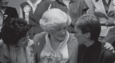 """2001 - Saying Goodbye: On Thanksgiving Day, Mary Kay Ash, the woman who brought her dream of opportunity for women to life, passed away. The """"extraordinary thing,"""" said Richard Rogers, son and Company co-founder, """"was the way Mother inspired people to believe in themselves."""""""