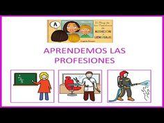 Aprendemos el vocabulario de las profesiones (el blog de los maestr@s)