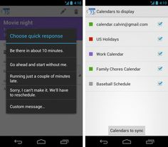 Google Calendar for Android becomes standalone app