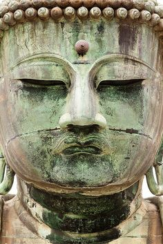 The Great Buddha Daibutsu : Kamakura, Japan