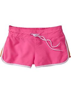 """Women's Color-Blocked Board Shorts (2"""") 