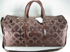 Coach Luggage Bags