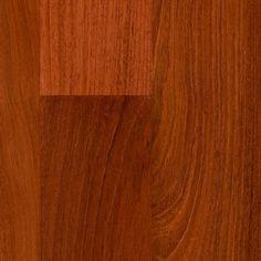 "3/4"" x 5"" Brazilian Cherry - BELLAWOOD | Lumber Liquidators  ... this color laminate flooring"