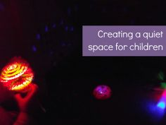 Creating a Quiet Space for Children | Not Just Cute