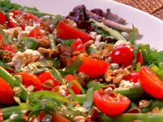 Green Bean Salad from FoodNetwork.com