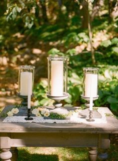 Creative Alternatives to the Unity Candle Wedding Ceremony