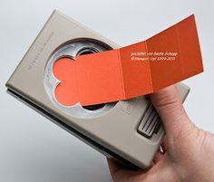 Hershey nugget holder... really cute idea