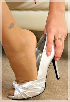 sexi heel, high heel, heel nylon