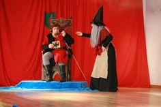 El conde de Burra regresa de las cruzadas.
